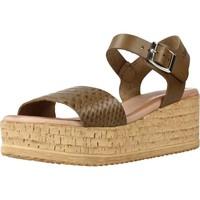 Schoenen Dames Sandalen / Open schoenen Chardi 4060CH Groen