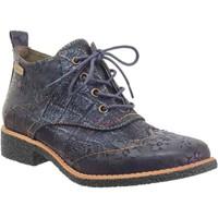 Schoenen Dames Laarzen Laura Vita Cocralieo 07 Marineblauw