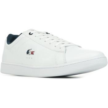 Schoenen Heren Lage sneakers Lacoste Carnaby Evo Wit