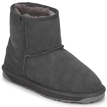 Schoenen Dames Laarzen EMU STINGER MINI Grijs