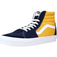 Schoenen Heren Hoge sneakers Vans UA SK8-HI Blauw