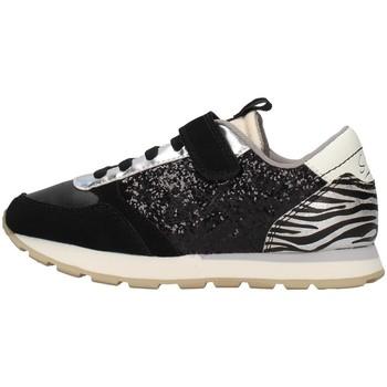 Schoenen Meisjes Lage sneakers Sun68 Z41411 BLACK