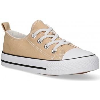 Schoenen Jongens Lage sneakers Luna Collection 58049 Bruin