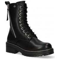 Schoenen Dames Laarzen Etika 55060 zwart