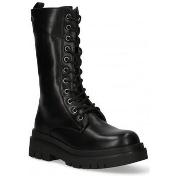 Schoenen Dames Hoge laarzen Etika 55064 zwart