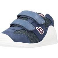Schoenen Meisjes Lage sneakers Biomecanics 211128 Blauw