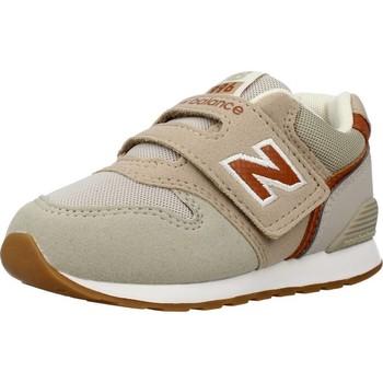 Schoenen Jongens Lage sneakers New Balance IZ996 OG3 Bruin