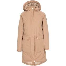 Textiel Dames Jacks / Blazers Trespass  Fudge