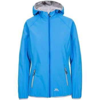 Textiel Dames Jacks / Blazers Trespass  Blauw