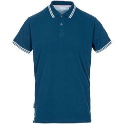 Textiel Heren Polo's korte mouwen Trespass  Middernacht blauw