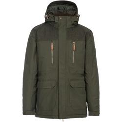 Textiel Heren Jacks / Blazers Trespass  Groen