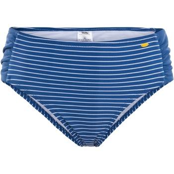 Textiel Dames Bikinibroekjes- en tops Trespass  Blauwe maanstreep