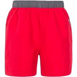 Textiel Jongens Zwembroeken/ Zwemshorts Trespass  Rood