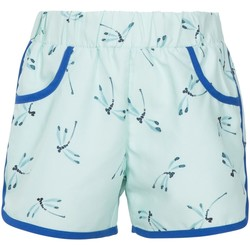 Textiel Meisjes Zwembroeken/ Zwemshorts Trespass  Bleke muntdruk