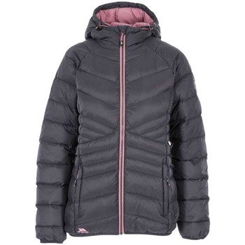 Textiel Jacks / Blazers Trespass  Zwart