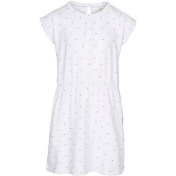 Textiel Meisjes Korte jurken Trespass  Wit