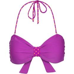 Textiel Dames Bikinibroekjes- en tops Trespass  Paarse Orchidee