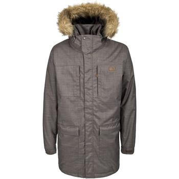 Textiel Heren Jacks / Blazers Trespass  Truffel