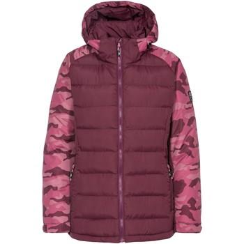 Textiel Dames Dons gevoerde jassen Trespass  Rood