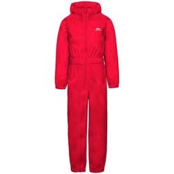 Textiel Kinderen Jumpsuites / Tuinbroeken Trespass  Rood