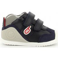 Schoenen Jongens Lage sneakers Biomecanics 211127 bleu