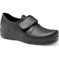 Schoenen Heren Lage sneakers Feliz Caminar ZAPATO SANITARIO VELCRO UNISEX FLOTANTES VELCRO Zwart