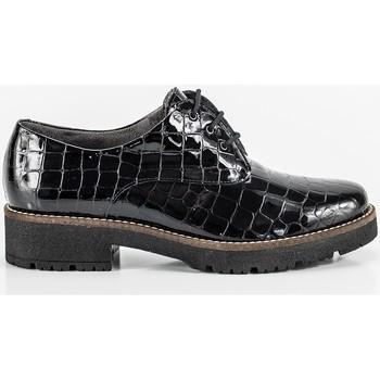 Schoenen Dames Klassiek Pitillos 1092 Noir