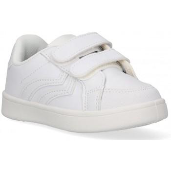 Schoenen Jongens Lage sneakers Luna Collection 59593 wit