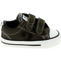Schoenen Lage sneakers Converse Star Player 2V BB Kaki Groen