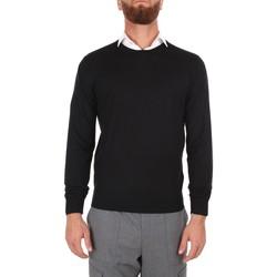 Textiel Heren Truien Mauro Ottaviani WH01 Black