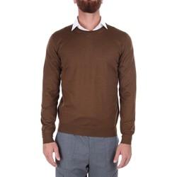 Textiel Heren Truien Mauro Ottaviani WH01 Brown