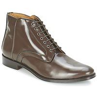 Schoenen Dames Laarzen Fericelli TAMALORA Bruin