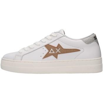 Schoenen Dames Lage sneakers Sun68 Z41233 GOLD