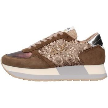 Schoenen Dames Lage sneakers Sun68 Z41222 BEIGE