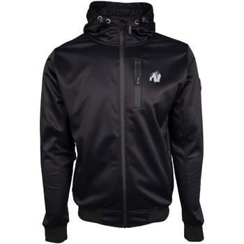 Textiel Truien Gorilla Wear Glendale Softshell Jacket Black Zwart