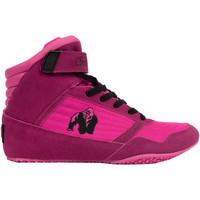 Schoenen Fitness Gorilla Wear High Tops Pink Roze