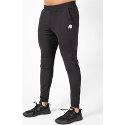 Textiel Trainingsbroeken Gorilla Wear Hamilton Hybrid Pants Black Zwart