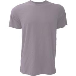Textiel Heren T-shirts korte mouwen Bella + Canvas CA3001 Storm Grijs
