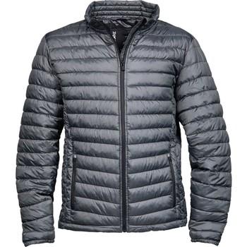 Textiel Heren Dons gevoerde jassen Tee Jays TJ9630 Ruimte Grijs