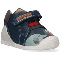Schoenen Jongens Lage sneakers Biomecanics 57348 blauw