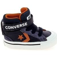 Schoenen Kinderen Hoge sneakers Converse Pro Blaze BB Marine Rouge Blauw