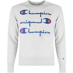 Textiel Heren Sweaters / Sweatshirts Champion  Grijs