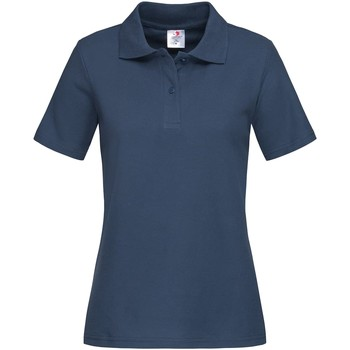 Textiel Dames T-shirts & Polo's Stedman  Marine
