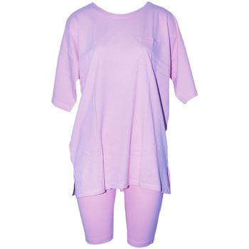 Textiel Dames Pyjama's / nachthemden Forever Dreaming  Lila