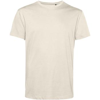 Textiel Heren T-shirts korte mouwen B&c TU01B Gebroken wit