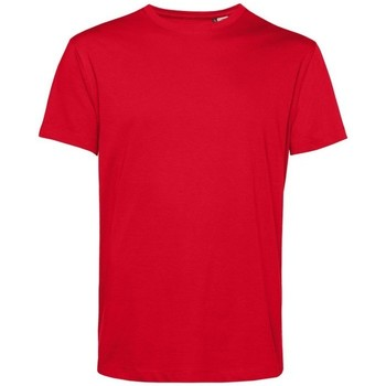 Textiel Heren T-shirts korte mouwen B&c TU01B Rood