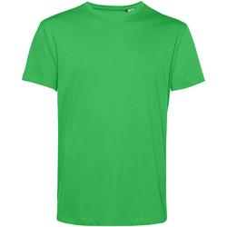 Textiel Heren T-shirts korte mouwen B&c TU01B Appelgroen
