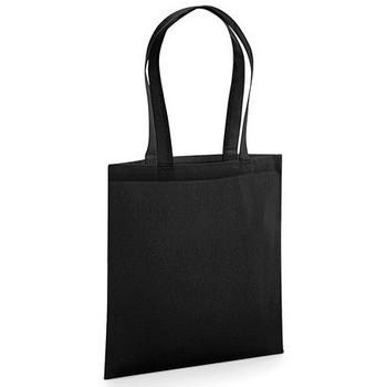 Tassen Tote tassen / Boodschappentassen Westford Mill W261 Zwart