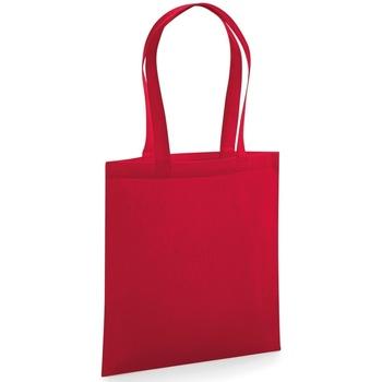 Tassen Tote tassen / Boodschappentassen Westford Mill W261 Klassiek rood