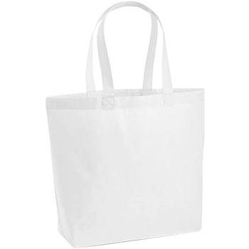Tassen Dames Tote tassen / Boodschappentassen Westford Mill W261 Wit